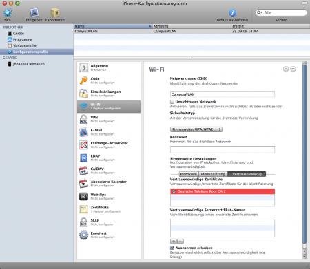 iPhone-KonfigurationsprogrammSchnappschuss011