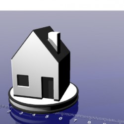 Tangible Set House Rendering