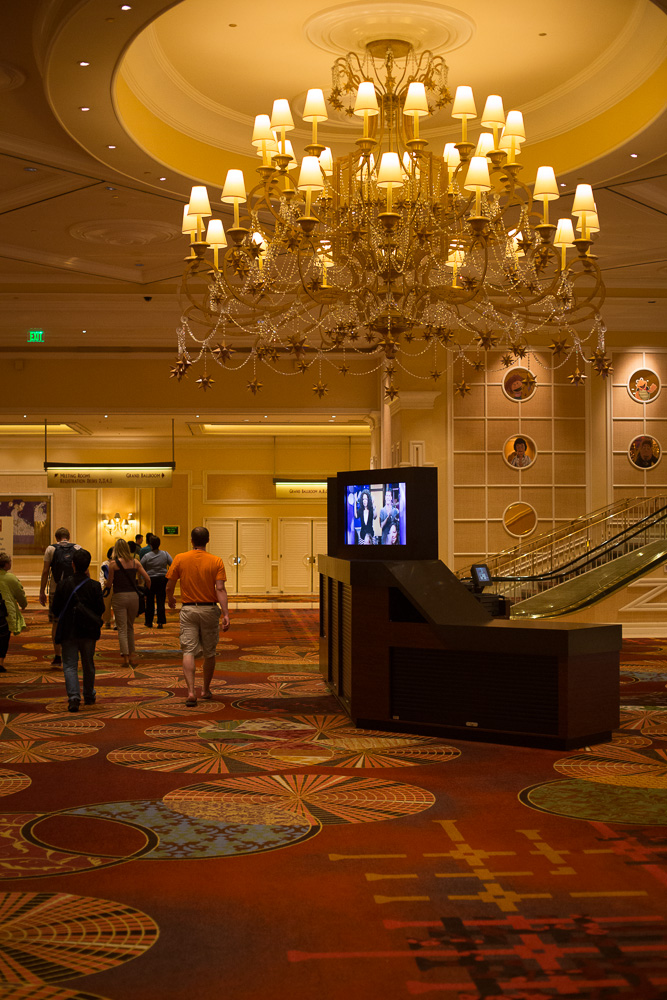HCI-I 2013 @ The Mirage Convention Center, Las Vegas 8