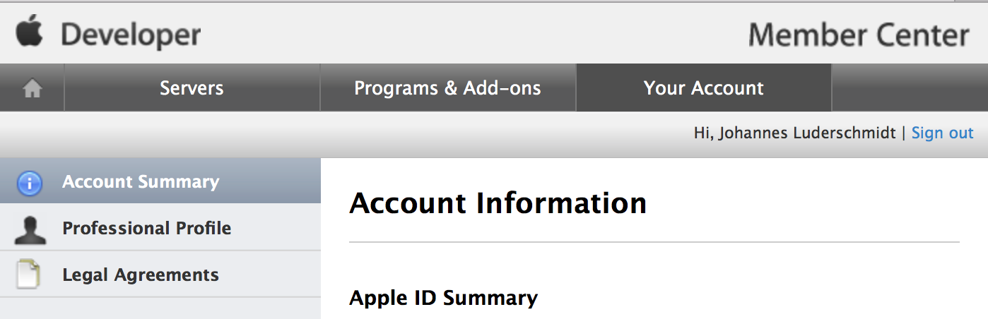 AppleDeveloperMemberCenterAccountType